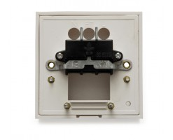 FYM-45A Connection Unit (Side Outlet)(White)-Elegance Category-2840#