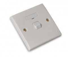 FYM-13A Switched Fused Connection Unit(White)-Elegance Category-2863-S#