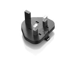 Lenovo 65 W Travel AC Adapter – UK - 4X20H15597