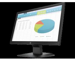 HP P204 19.5-inch Monitor - 5RD65AA#AB4