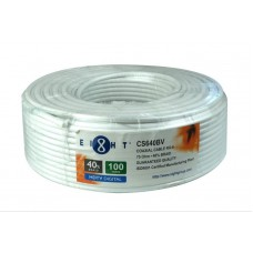 RG6 - Coaxial Cable(CS640BV-100YW)