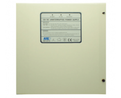 APO/AEI 12VDC / 3A + 13.7VDC / 0.3A regulated power supply Built-in split decoder, time system and battery charger/Full-featured dual-output power supply - AD-2312