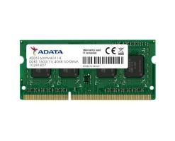 ADATA Premier Series D3-1600 204 Pin 4GB notebook memory - AD3S1600W4G11-R
