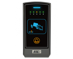 APO/AEI AR-2808: EM Card Reader Door Opener with Doorbell Button - AR-2808