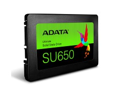 ADATA The Ultimate SU650 solid state drive - ASU650SS-120GT-R