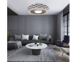 Framtida 29 inches Fan Light/Ceiling Fan Light(Black) - FR-Anemoi