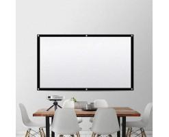 "BASCO Screen 84-inch 16:9 portable HD screen/projection screen - BASCO 84""SCREEN - SCREEN-84"