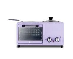 MIYAMOTO Multifunctional breakfast machine Purple - BM-18