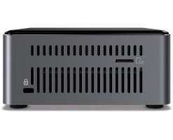 INTEL 7TH GENERATION NUC Mini computer - BOXNUC7I5BNH
