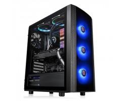 Thermaltake Versa J25 Tempered Glass RGB Edition - CA-1L8-00M1WN-01