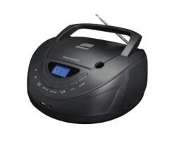 THOMSON Portable USB Bluetooth CD Radio - CD916P-B