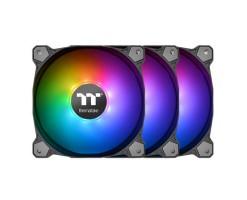 Thermaltake Pure Plus 12 RGB Radiator Fan TT Premium Edition (3-Fan Pack) - CL-F063-PL12SW-A