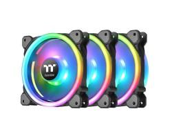 Thermaltake Riing Trio 12 RGB Radiator Fan TT Premium Edition (3-Fan Pack) - CL-F072-PL12SW-A