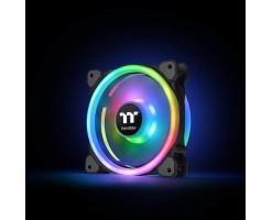 Thermaltake Riing Trio 14 RGB Radiator Fan TT Premium Edition (3-Fan Pack) - CL-F077-PL14SW-A