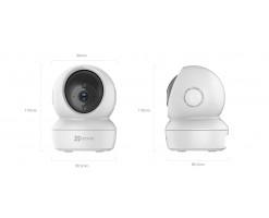 EZVIZ C6N Wireless Full HD 360⁰ View Pan Tilt Indoor Home Camera H.265-CS-C6N-C0-2C2WF