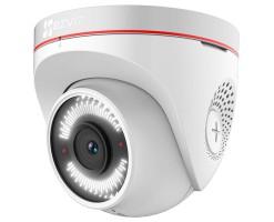EZVIZ-C4W Outdoor 1080p Smart WiFi Camera With Active Defense Camera-CS-CV228-A0-3C2WFR(2.8mm)