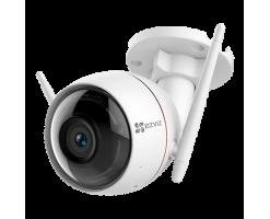 EZVIZ-C3W-1080p HD Outdoor Wifi Security Camera with Integrated Siren and Strobe Light-CS-CV310-A0-1B2WFR(2.8mm)