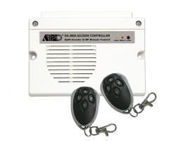 APO/AEI Dedicated split decoder for password keyboard, with 2 radio button remote controllers - DA-2800