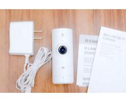 D-Link HD wireless webcam - DCS-8000LH