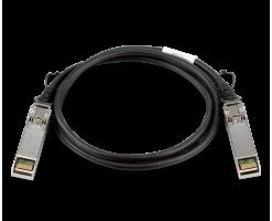 D-Link 10G Passive SFP+ Twinaxial Direct Attach Cable, 1 meter - DEM-CB100S