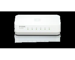 D-Link 5-Port 10/100 Switch - DES-1005A