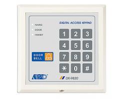 APO/AEI SINGLE OUTPUT ACCESS CONTROL KEYPAD - DK-9820