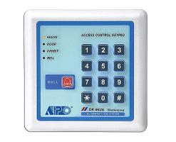 APO/AEI DK-9826 MK-II : SINGLE OUTPUT ACCESS CONTROL KEYPAD(waterproof) - DK-9826