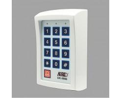 APO/AEI DK-9866 MK-II : THREE OUTPUT FULL FEATURE MULTI PURPOSE KEYPAD (black /White) - DK-9866
