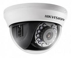 Hikvision HD720P Indoor IR Dome Camera - DS-2CE56C0T-IRMM