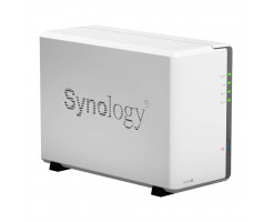 Synology's entry-level dual-drive network storage device (NAS) - DS220j