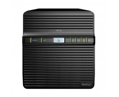 Synology DiskStation 4 hard drive bay entry NAS - DS418j
