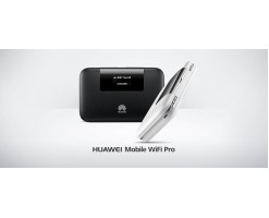Huawei Mobile WiFi Pro, supports high-speed 4G network - Fashion in your pocket - E5770s-320