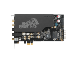 ASUS-Hi-Fi quality sound card with 124dB SNR clarity, top-notch headphone amplifier and premium TCXO clock source.-ESSENCE STX II