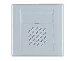 FYM-Bell Buzzer AC+DC (With Frame) -Floating Snow Series Hotel Series and Shaver Socket-F272