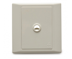 FYM-Connection Unit 25A Front Flex Outlet -Floating Snow Series Insurance Fushisu and Wiring Block-F2725