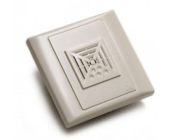 FYM-Bell Buzzer (With Frame) -Floating Snow Series Hotel Series and Shaver Socket-F2792/BL