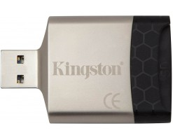 Kingston's MobileLite G4 multi-function card reader-FCR-MLG4