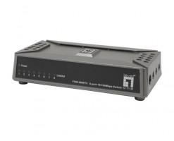 Level One 8-Port Fast Ethernet Switch - FSW-0808TX