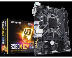 GIGABYTE Intel B360 Ultra Durable motherboard - GA-B360M D2V