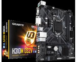GIGABYTE Intel H310 Ultra Durable motherboard - GA-H310M DS2V