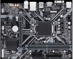 GIGABYTE Intel H310 Ultra Durable motherboard - GA-H310M H 2.0