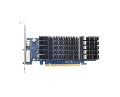 ASUS GeForce® GT 1030 2GB GDDR5 short version graphics card creates a silent home theater computer (including I/O port bracket) - GT1030-SL-2G-BRK