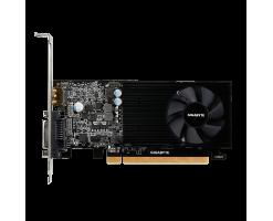 GIGABYTE GeForce® GT 1030 Low Profile 2G/graphics card - GV-N1030D5-2GL