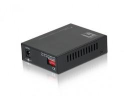 Level One 10/100/1000BASE-T TO 1000BASE-X SFP CONVERTER - GVT-2000