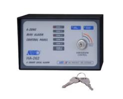 APO/AEI 6 zones, small anti-theft control box (built-in key switch control) - HA-262