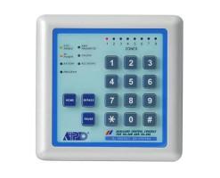 APO/AEI 6 zone small anti-theft control box built-in voice alarm telephone dialer  (Built-in password keyboard control) - HA-266