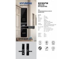 HYUNDAI HY-SL607DG SMART LOCK-KINGSEND SERIES smart lock - 102-82-HSL003-1