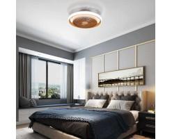 Framtida 19 inches Fan Light/Ceiling Fan Light(Light Wood) - FR-Jupiter