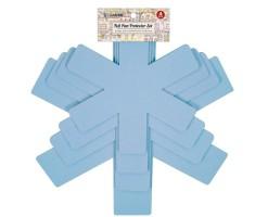 LE ANTOINE 4-Piece Protective Clay Pad - Blue
