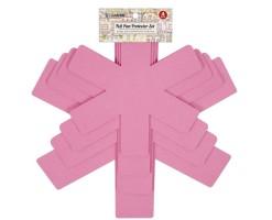LE ANTOINE 4-Piece Protective Clay Pad - Pink